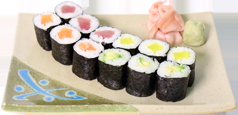 Assorted Small Maki 12 pieces