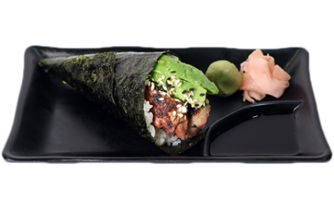 Chicken Teriyaki Hand Roll