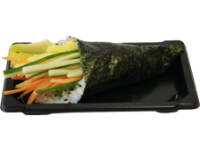 Large Vegetarian Hand Roll