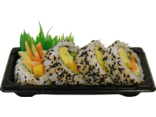 Large Vegetarian Maki Roll