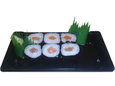 Mixed Fish Small Maki