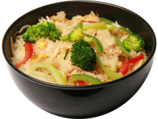 Yasai Stir Fried Rice